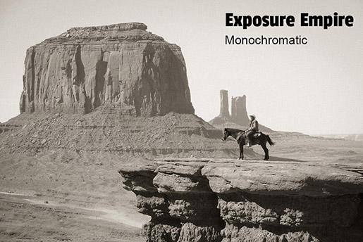 Free Monochromatic Lightroom Preset and Photoshop Action