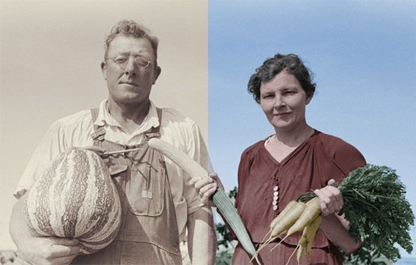 Colorize and Old Photo