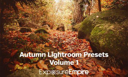 Autumn Lightroom Presets – Vol. 1
