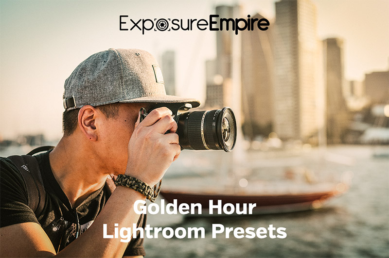 Golden Hour Lightroom Presets