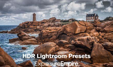 HDR Lightroom Presets