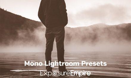 Mono Lightroom Presets