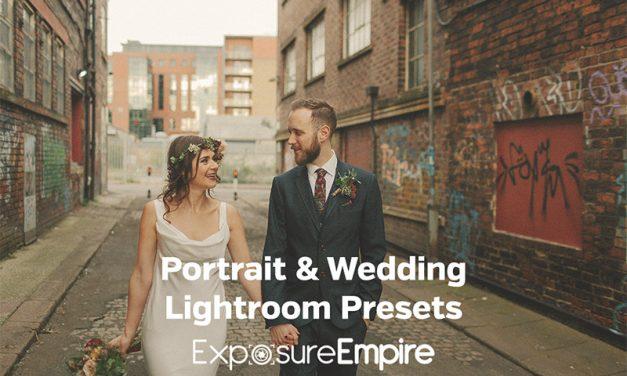 Portrait & Wedding Lightroom Presets