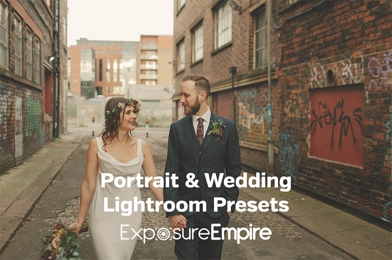 Portrait and Wedding Lightroom Presets