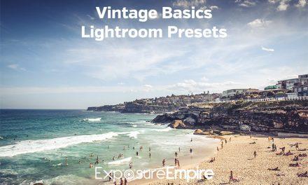 Vintage Basics Lightroom Presets