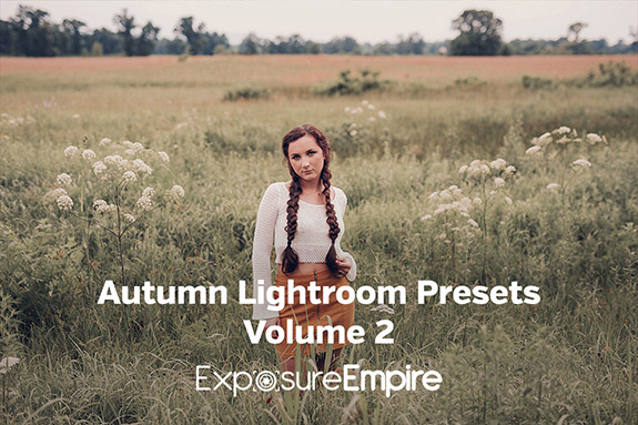 Autumn Lightroom Presets - Vol. 2
