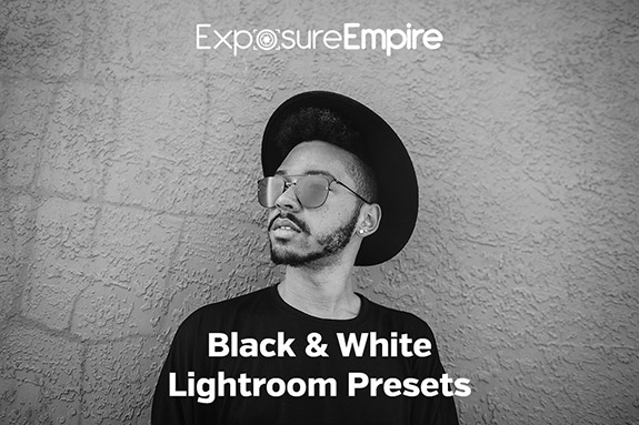 Black & White Lightroom Presets