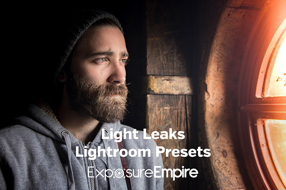 Light Leaks Lightroom Presets