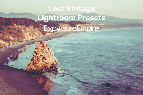 Lost Vintage Lightroom Presets