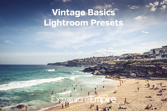 Vintage Basics Lightroom Presets